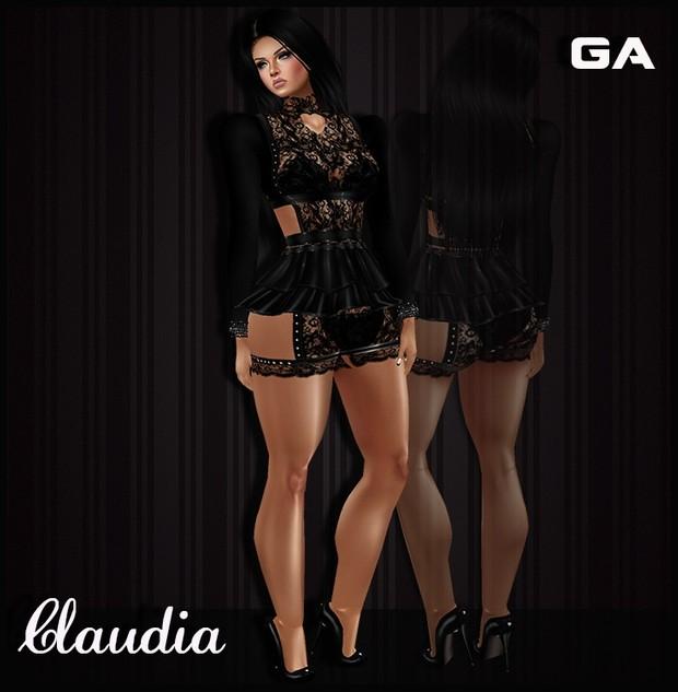 Claudia Dress GA