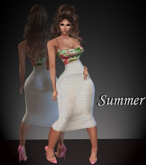 Summer Collection 4 versions