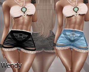 Wendy Short x 2