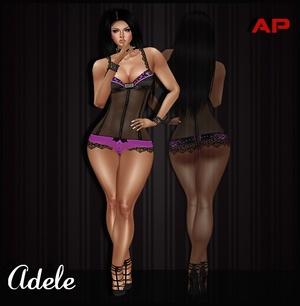 Adele Lingerie AP