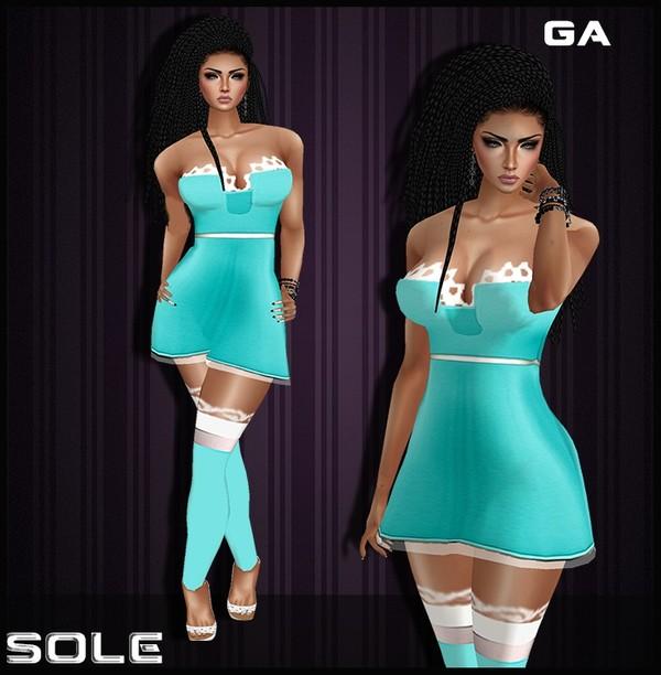 Sole Dress GA