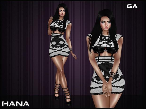 Hanna GA