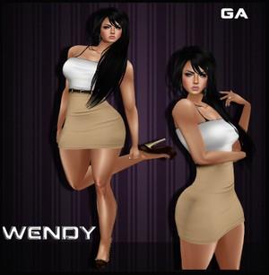 Wendy Dress GA