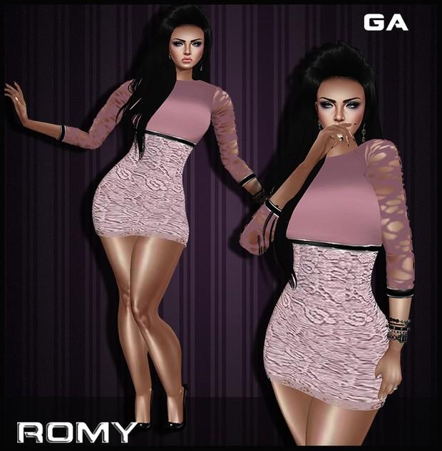 Romy Dress GA