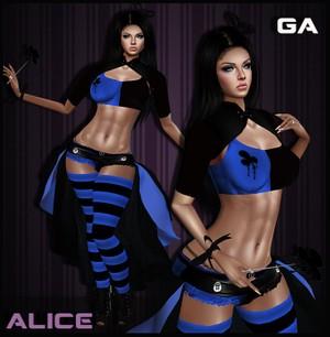 Alice GA