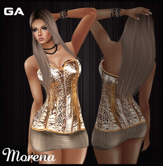 Morena Dress