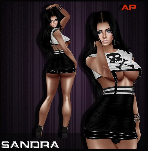 Sandra Dress AP