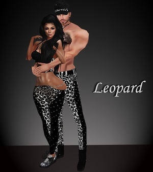 Leopard Bundle Couple