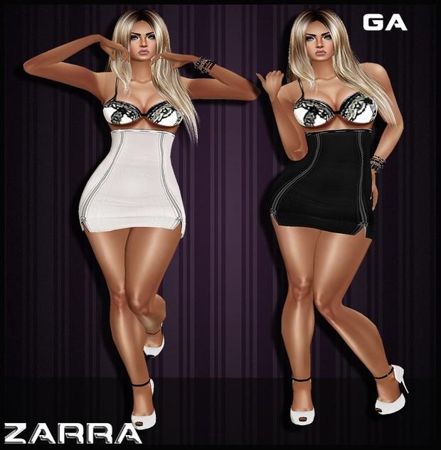 Zarra Dress GA
