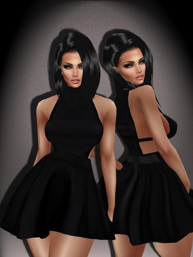 Nisa Dress