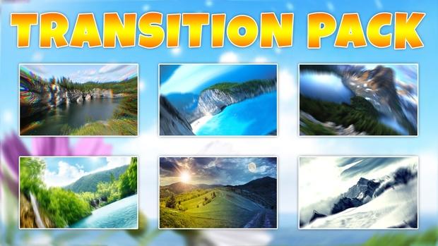 BubbleBALZ Transitions V3 Premium Pack for Sony Vegas (2018 Pack)