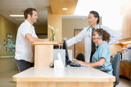 Clinic Patient Registration Form (English/Spanish Version)
