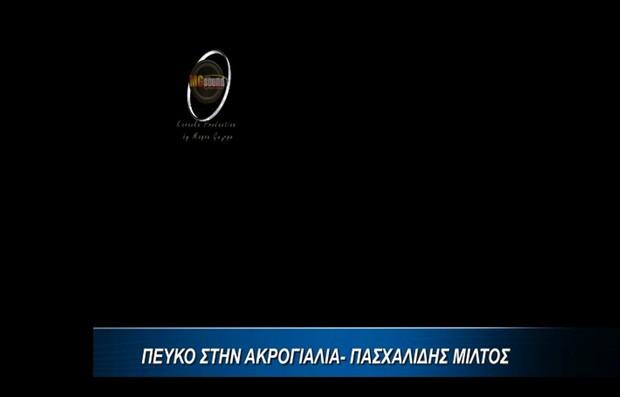 Ένα πεύκο στην ακρογιαλια - Μίλτος Πασχαλίδης
