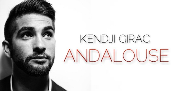 Andalouse - Kendji Girac Instrumental By MGSproduction (MIDI FILE , MP3 WITH LEAD & MP3 NO LEAD)