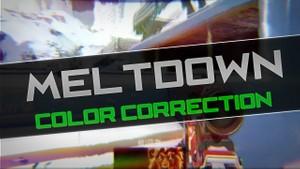 Meltdown Colour Correction