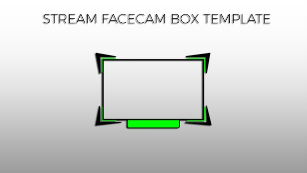 green facecam box overlay grizz graphics