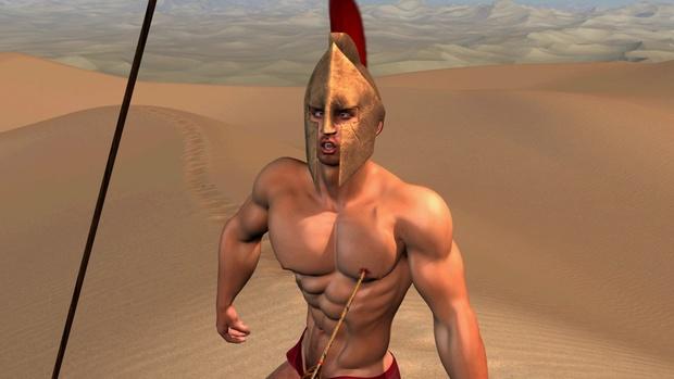 Spartan Dessert Patrol