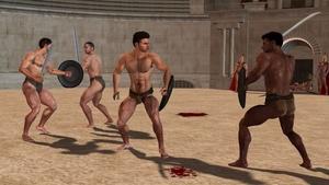 Arena Swordfight