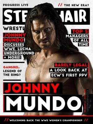 SteelChair Wrestling Magazine #9