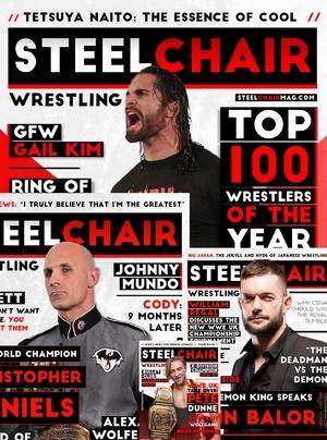 SteelChair Magazine 01-18 - 18 Issues