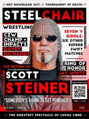 SteelChair Wrestling Magazine #17