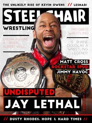 Steelchair Wrestling Magazine #4