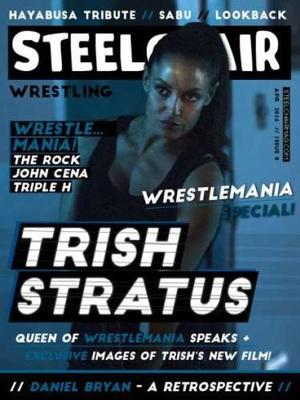 SteelChair Wrestling Magazine #8