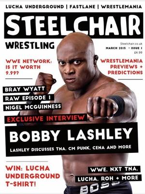 Steelchair Wrestling Magazine #1