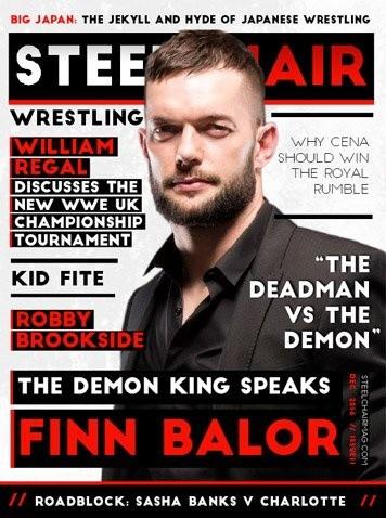 SteelChair Wrestling Magazine #11