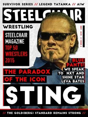SteelChair Wrestling Magazine #6