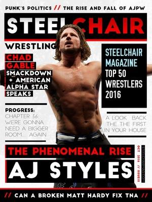 SteelChair Wrestling Magazine #10