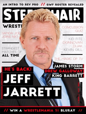 Steelchair Wrestling Magazine #3