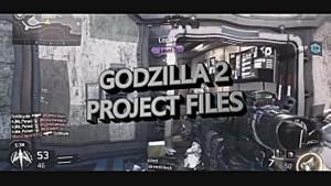 Godzilla 2 Project Files