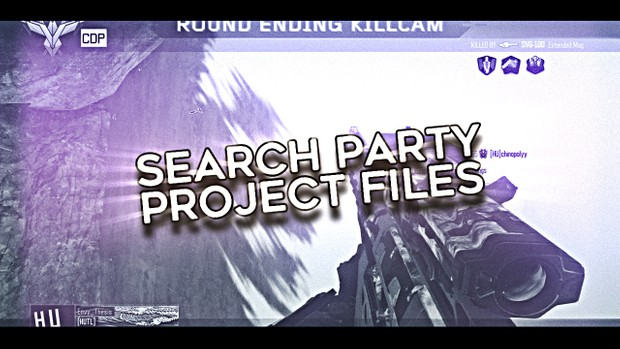 Search Party Project Files