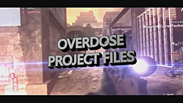 Overdose Project Files