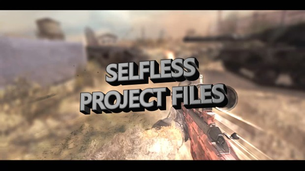 Selfless Project Files