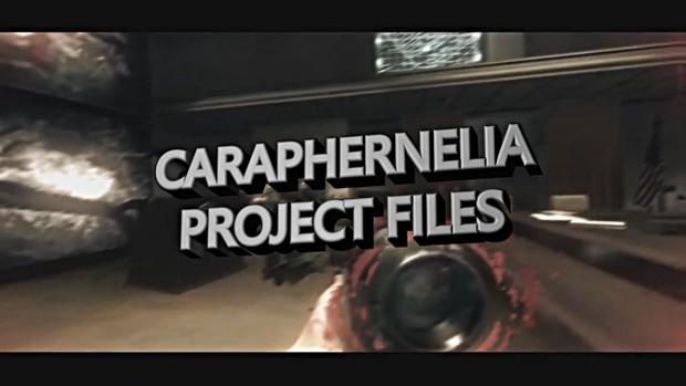 Caraphernelia Project Files