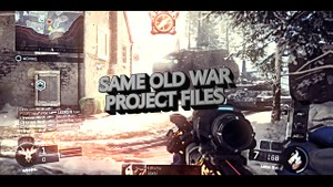 Same Old War Project Files