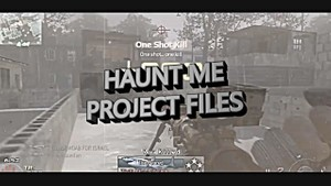 Haunt Me Project Files