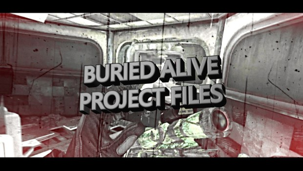 Buried Alive Project Files