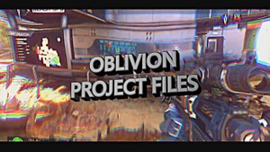 Oblivion Project Files