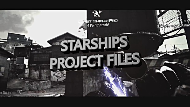 Starships Project Files