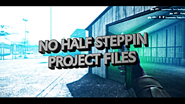 No Half Steppin Project Files