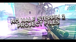 No Half Steppin 2 Project Files