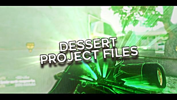 Dessert Project Files