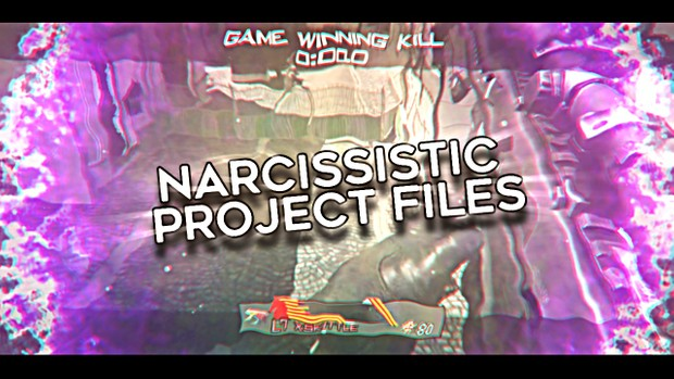 Narcissistic Project Files