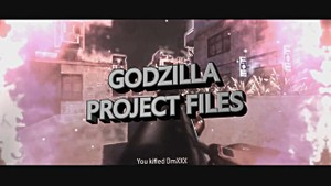 Godzilla Project Files