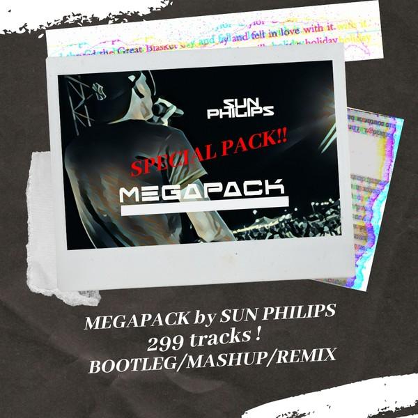 MEGAPACK (299 bootlegs)