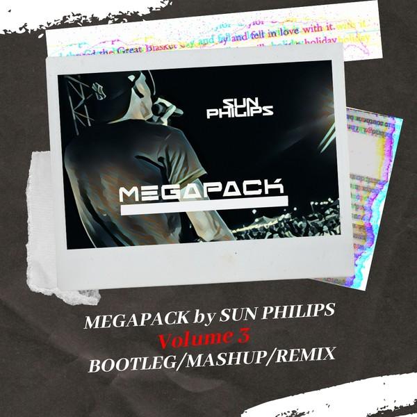 MEGAPACK  [Vol. 3] (Sun Philips Edits)