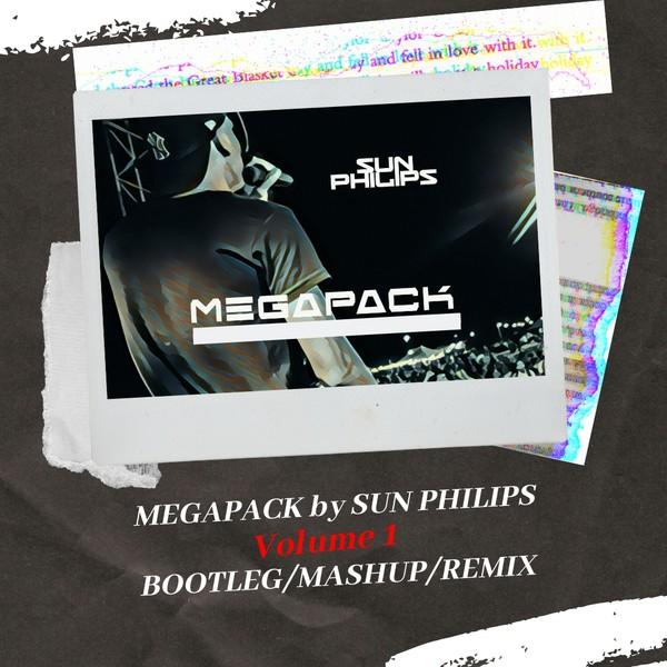 MEGAPACK [Vol. 1] (Sun Philips Edits)
